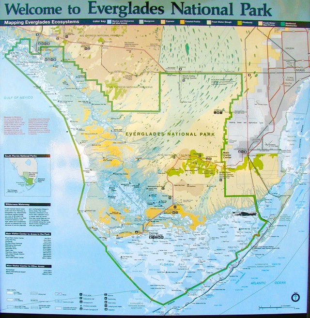 Everglades National Park Camping Trip – Day 1
