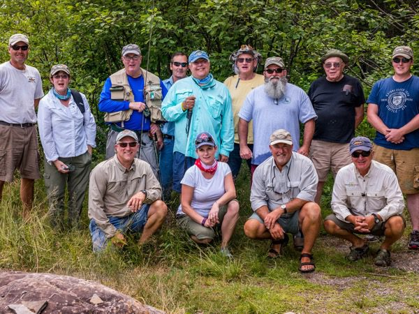 Eleventh Annual Healing Waters Outing