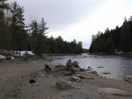 There is no better time to learn about a river
