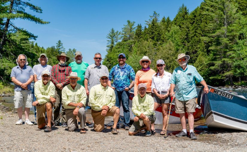 13th Annual Project Healing Waters Outing