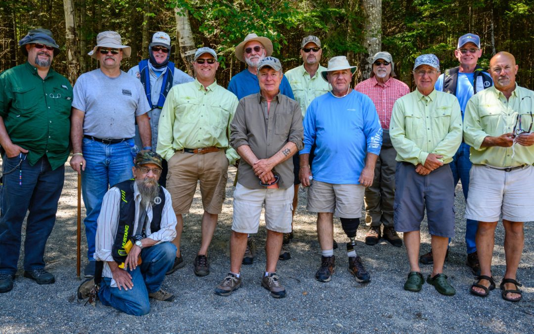 14th Annual Project Healing Waters Outing